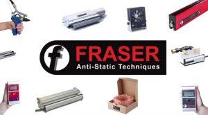 Sistemi di controllo dell'elettricità elettrostatica FRASER ANTI-STATIC